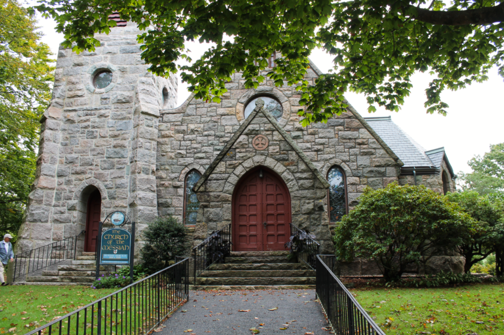 Church of the Messiah Front