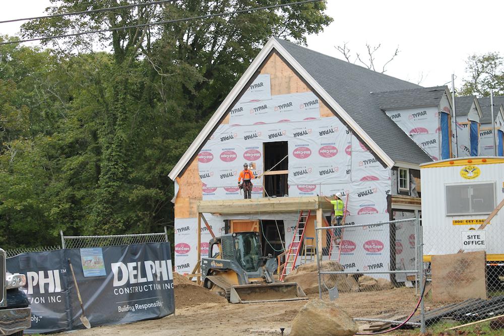 First Church Renovation Progress Picture 3